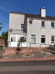 Thumbnail 2 bedroom semi-detached house to rent in 7 Rushbank, Melrose, Scottish Borders