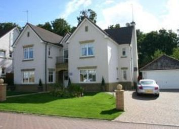 Thumbnail 5 bed detached house to rent in Royal Gardens, Bothwell, Glasgow