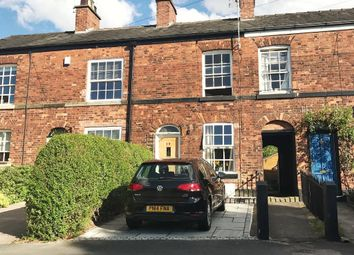 Thumbnail 2 bed end terrace house to rent in Walker Lane, Sutton, Macclesfield, Cheshire