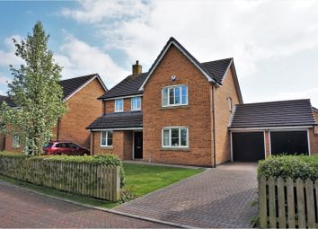 Thumbnail 4 bedroom detached house for sale in The Wyvern, Huntingdon, Grafham