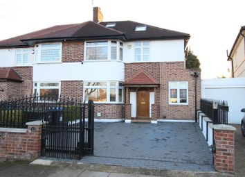 Thumbnail 5 bedroom semi-detached house to rent in Cranleigh Gardens, London