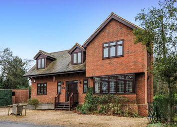 Thumbnail 3 bed detached house for sale in Binfield Heath, Oxfordshire