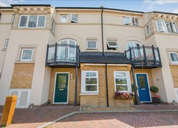 Thumbnail 4 bedroom town house for sale in Charlton Crescent, Hampton Vale, Peterborough