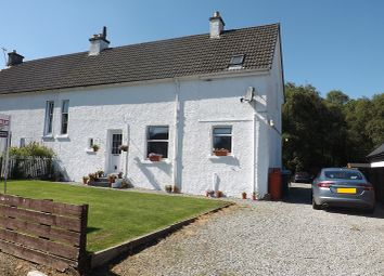 Thumbnail 4 bed semi-detached house for sale in Mount High, Balblair, By Fortrose