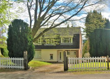 Thumbnail 3 bed detached house to rent in Westbury Road, Warminster, Wiltshire