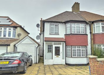 Thumbnail 3 bedroom semi-detached house for sale in Norbury Hill, London