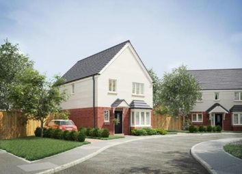 Thumbnail 4 bed detached house for sale in Danesmore Pastures Russell Close, Wolverhampton, West Midlands