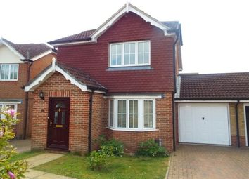 Thumbnail 3 bed property to rent in Manor House Drive, Kingsnorth, Ashford