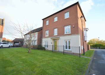 Thumbnail 5 bed detached house to rent in Regency Park, Widnes