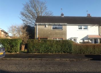 Thumbnail 2 bed end terrace house for sale in Lismore Drive, Paisley, Renfrewshire