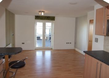 Thumbnail 2 bed flat to rent in 1 Forge Way, Southend-On-Sea