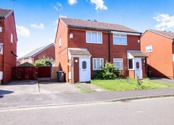 Thumbnail 2 bed semi-detached house for sale in Clairville Road, Bootle, Liverpool, Merseyside