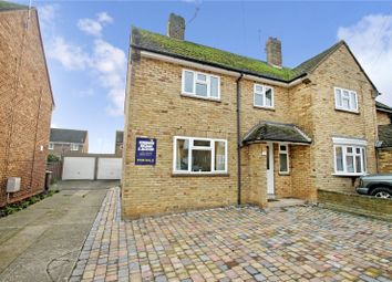 Thumbnail 3 bed semi-detached house for sale in Wadlands Road, Cliffe