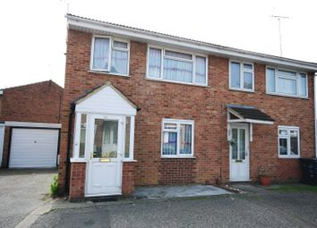 Thumbnail 3 bed semi-detached house for sale in Iris Close, Chelmsford, Essex