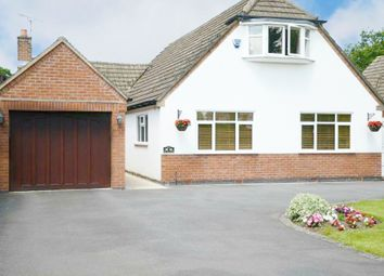Thumbnail 4 bed detached bungalow for sale in Bills Lane, Shirley, Solihull