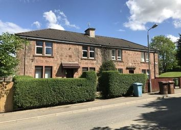 Thumbnail 2 bed flat for sale in Woodhead Road, Chryston, Glasgow