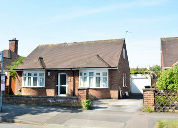 Thumbnail 4 bed detached bungalow to rent in Greenmoor Road, Burbage, Leicestershire