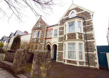 Thumbnail Studio to rent in Oakfield Street, Roath, Cardiff