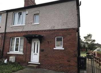Thumbnail 3 bed semi-detached house to rent in Cross Street, Grimethorpe, Barnsley