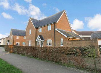 Thumbnail 4 bed detached house for sale in Cranesbrook, Fenstanton, Huntingdon