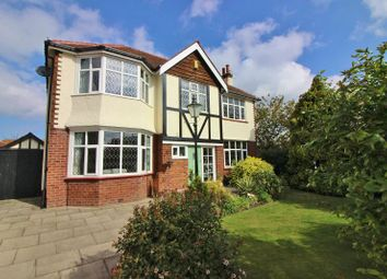 Thumbnail 4 bed detached house for sale in Hartley Crescent, Southport