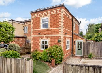 Thumbnail 3 bedroom semi-detached house for sale in Hop Gardens, Kiln Road, Shaw, Newbury