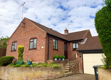Thumbnail 2 bed detached bungalow for sale in Nelson Way, North Walsham