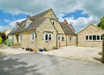 Thumbnail 4 bed detached house for sale in Foxes Close, Station Road, Bourton-On-The-Water, Cheltenham
