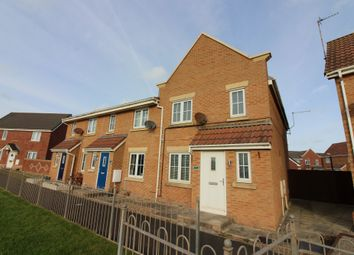 Thumbnail 4 bed end terrace house for sale in Fairway, Rossall