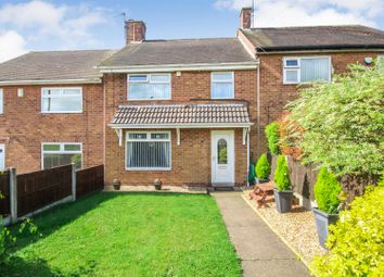 Thumbnail 3 bed terraced house for sale in Castellan Rise, Bestwood, Nottingham