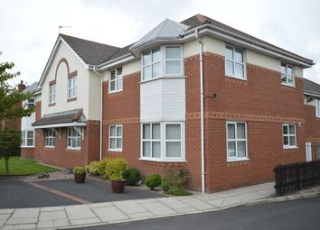 Thumbnail 2 bed flat for sale in Common Edge Road, Blackpool