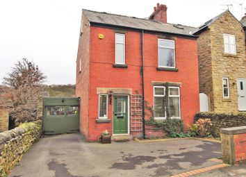 Thumbnail 3 bed detached house for sale in New Road, Holymoorside, Chesterfield