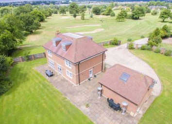 Thumbnail 5 bed detached house for sale in Alms Houses, High Road, Chigwell
