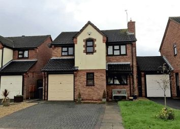 Thumbnail 4 bed detached house to rent in Sherbourne Avenue, Bradley Stoke, Bristol