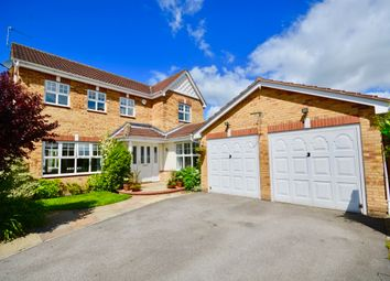 Thumbnail 4 bed detached house for sale in Stone Leigh, Tankersley