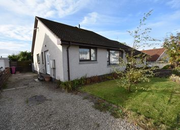 Thumbnail 2 bed semi-detached bungalow for sale in Drumbeg Crescent, Lhanbryde, Elgin