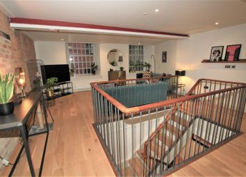 Thumbnail 3 bed flat for sale in Bengal Street, Manchester
