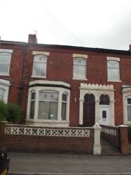 Thumbnail 4 bed terraced house to rent in Brackenbury Road, Preston