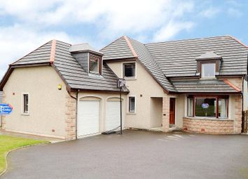 Thumbnail 5 bedroom detached house to rent in 7 Braeview, Inverurie