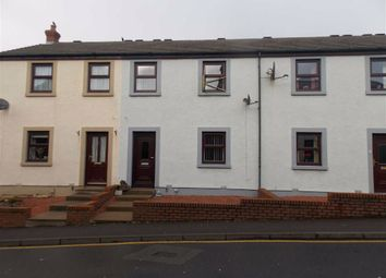 Thumbnail 3 bed terraced house to rent in Redmayne Court, Station Road, Wigton