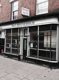 Thumbnail Retail premises to let in Long Street, Atherstone