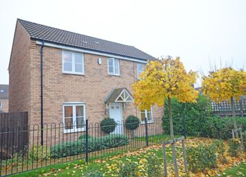 Thumbnail 3 bed detached house for sale in Emperor Way, Fletton, Peterborough