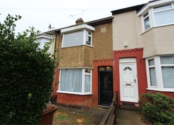 Thumbnail 3 bed terraced house to rent in Cottall Avenue, Chatham, Kent