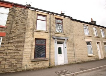 Thumbnail 2 bed terraced house to rent in Hollincross Lane, Glossop