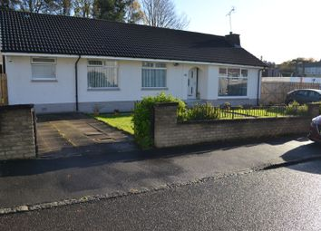 Thumbnail 3 bed detached bungalow to rent in Milton Mains Road, Clydebank