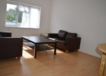 Thumbnail 4 bed flat to rent in Green Lane, London