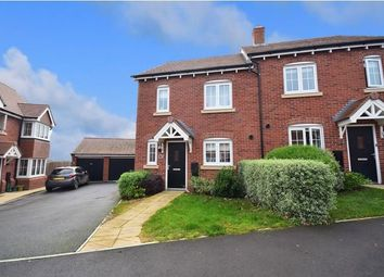 3 bed semi-detached house for sale in Lynchet Road, Malpas SY14