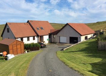 Thumbnail 5 bed country house for sale in Hillend, Mid Yell
