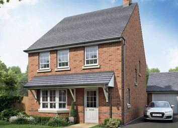 "Thumbnail 4 bedroom detached house for sale in ""Chesham"" at Beggars Lane, Leicester Forest East, Leicester"