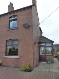 Thumbnail 3 bed semi-detached house to rent in Stoney Lane, Cauldon, Staffordshire